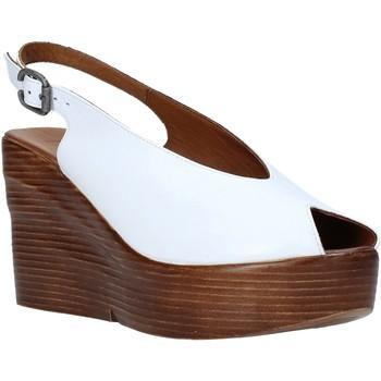 Chaussures Femme Sandales et Nu-pieds Bueno Shoes Q6100 Blanc