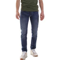 Vêtements Homme Jeans droit Sseinse PJE622SS Bleu