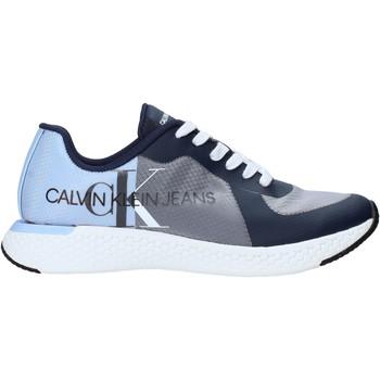 Chaussures Homme Baskets basses Calvin Klein Jeans B4S0649 Bleu