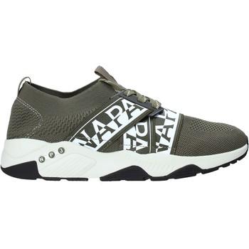 Chaussures Homme Baskets basses Napapijri NA4ESB Vert
