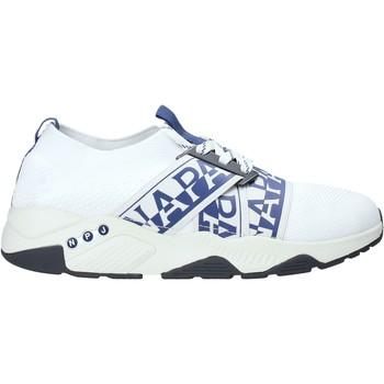Chaussures Homme Baskets basses Napapijri NA4ESB Blanc