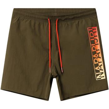 Vêtements Homme Maillots / Shorts de bain Napapijri NP0A4E1J Vert