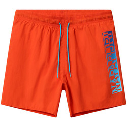 Vêtements Homme Maillots / Shorts de bain Napapijri NP0A4E1J Orange