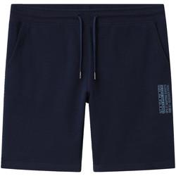Vêtements Homme Shorts / Bermudas Napapijri NP0A4E1M Bleu