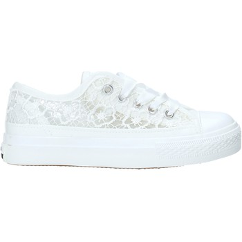 Chaussures Enfant Baskets basses Miss Sixty S20-SMS714 Blanc
