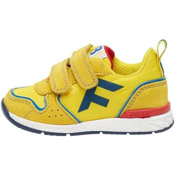 Chaussures Enfant Baskets basses Falcotto 2014924 01 Jaune