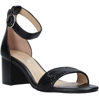 Chaussures Femme Sandales et Nu-pieds Apepazza S0MELODY07/MES Noir