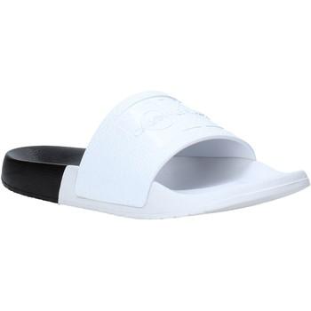 Chaussures Femme Mules Calvin Klein Jeans B4R0900 Blanc