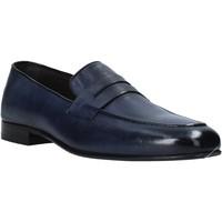 Chaussures Homme Mocassins Exton 1020 Bleu