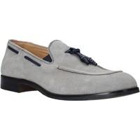 Chaussures Homme Mocassins Exton 1111 Gris