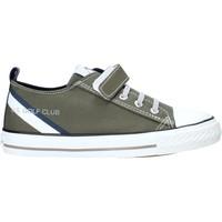 Chaussures Enfant Baskets basses U.s. Golf S20-SUK608 Vert