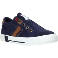 Chaussures Enfant Baskets basses Fred Mello S20-SFK305 Bleu