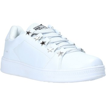 Chaussures Enfant Baskets basses Miss Sixty S20-SMS727 Blanc