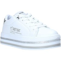 Chaussures Enfant Baskets basses Sweet Years S20-SSK414 Blanc