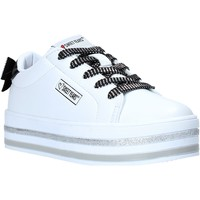 Chaussures Enfant Baskets basses Sweet Years S20-SSK415 Blanc