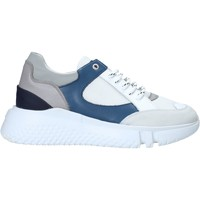 Chaussures Homme Baskets basses Exton 794 Blanc