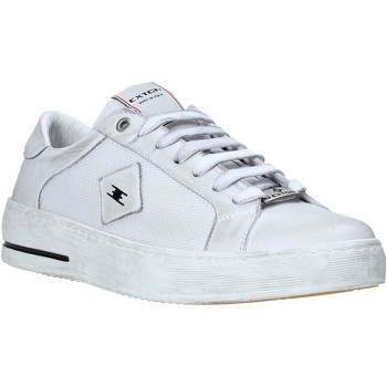 Chaussures Homme Baskets basses Exton 177 Blanc
