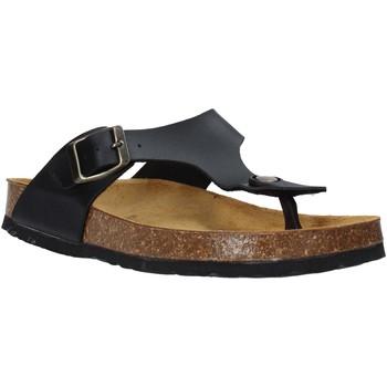 Chaussures Enfant Tongs Bamboo BAM-222 Noir