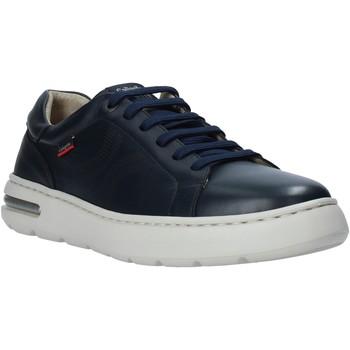 Chaussures Homme Baskets basses CallagHan 14100 Bleu