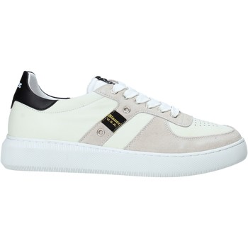 Chaussures Homme Baskets basses Blauer S0KEITH03/LAS Blanc