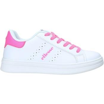 Chaussures Fille Baskets basses Ellesse ES0014S Blanc