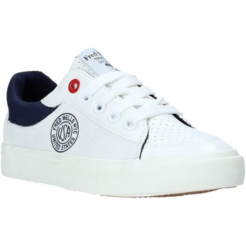 Chaussures Enfant Baskets basses Fred Mello S20-SFK306 Blanc
