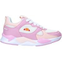 Chaussures Enfant Baskets basses Ellesse ES0007S Rose
