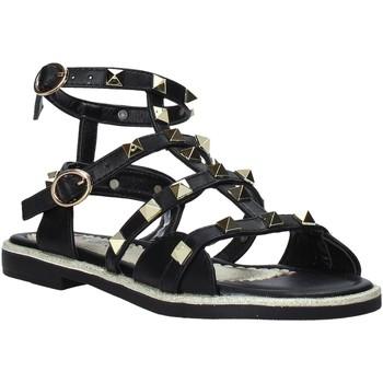 Chaussures Fille Sandales et Nu-pieds Joli JT0079S Noir