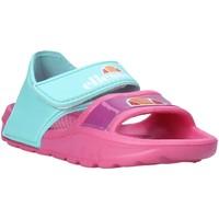 Chaussures Enfant Sandales et Nu-pieds Ellesse OS EL01B70426 Rose