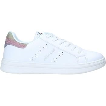 Chaussures Fille Baskets basses Ellesse ES0015S Blanc