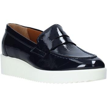 Chaussures Femme Mocassins Maritan G 161407MG Bleu