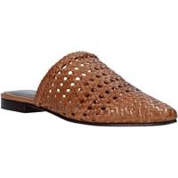 Chaussures Femme Sabots Marco Ferretti 161357MF Marron