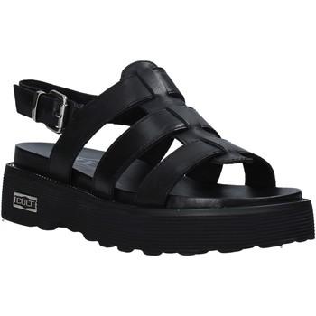 Chaussures Femme Sandales et Nu-pieds Cult CLE104334 Noir