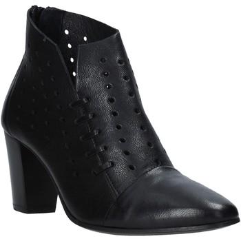 Chaussures Femme Bottines Mally 6878 Noir