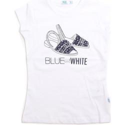 Vêtements Enfant Débardeurs / T-shirts sans manche Melby 70E5645 Blanc