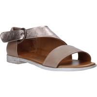 Chaussures Femme Sandales et Nu-pieds Bueno Shoes 9N5034 Gris