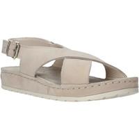 Chaussures Femme Sandales et Nu-pieds Lumberjack SW83506 002 D01 Beige