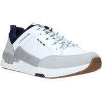 Chaussures Homme Baskets basses Lumberjack SM86412 002 M67 Blanc