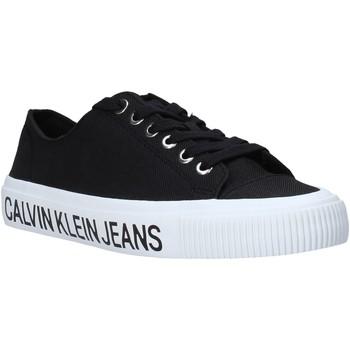 Chaussures Femme Baskets basses Calvin Klein Jeans B4R0807X Noir