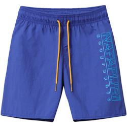 Vêtements Enfant Maillots / Shorts de bain Napapijri NP0A4E4F Bleu