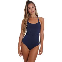 Vêtements Femme Maillots de bain 1 pièce Ea7 Emporio Armani 911029 CC417 Bleu