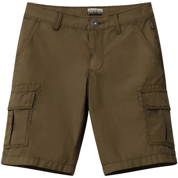 Vêtements Enfant Shorts / Bermudas Napapijri NP0A4E4G Vert