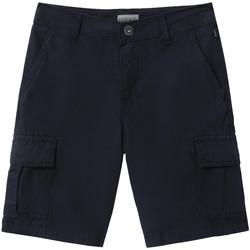 Vêtements Enfant Shorts / Bermudas Napapijri NP0A4E4G Bleu