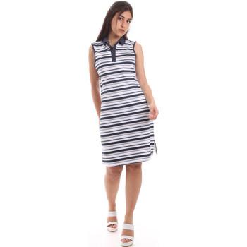 Vêtements Femme Robes courtes Ea7 Emporio Armani 3HTA58 TJI3Z Bleu