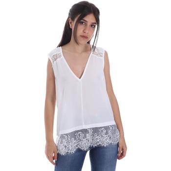 Vêtements Femme Tops / Blouses Gaudi 011FD45055 Blanc