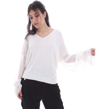 Vêtements Femme Tops / Blouses Gaudi 011FD53007 Blanc