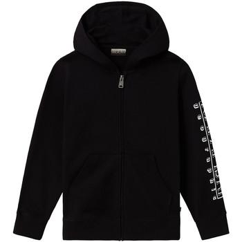 Vêtements Enfant Vestes de survêtement Napapijri NP0A4EB1 Noir