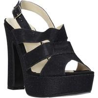 Chaussures Femme Sandales et Nu-pieds Esther Collezioni ELE 084 Noir