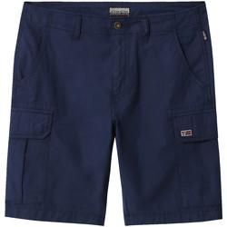 Vêtements Homme Shorts / Bermudas Napapijri NP0A4E1K Bleu