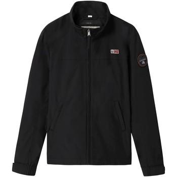 Vêtements Homme Vestes de survêtement Napapijri NP0A4ECA Noir